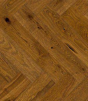 Oak Brown Sugar Herringbone 130